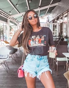 Cute Summer Outfits, Cute Casual Outfits, Winter Outfits, Beach Outfits, Summer Clothes, Outfit Ideas Summer, Casual Shopping Outfit, Tumblr Summer Outfits, Comfortable Summer Outfits