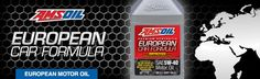 AMSOIL Synthetic engine oil for european cars meets tough ACEA requirements
