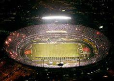 Morumbi Stadium packed with 70.000+
