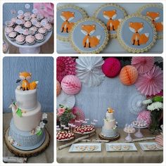 We are so glad to have been able to contribute to the Amazing Foxy Baby shower