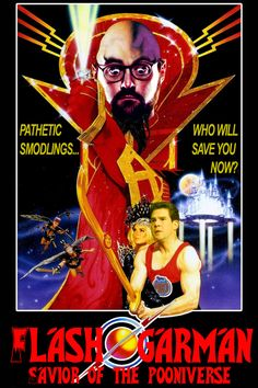 Trapped on the planet SmodCo, only one man of a thousand voices can save the pooniverse from the evil Kevin the Mirtheless! Starring Ralph Garman as Flash Garman, Kevin Smith as Emperor Kevin, Lindsay Lohan as Dumb Arden, Miley Cyrus as Hawktongue, and Justin Bieber as Hawkdouche. Special appearance by Liam Neeson's cock as the planet SmodCo.