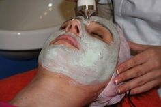 Home made face masks and hair treatments