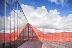 ESPACE CULTUREL DE LA HAGUE, Beaumont-Hague | Périphériques architectes - Jumeau + Marin + Trottin
