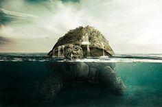 Inspiring Photo Manipulations by PSHoudini