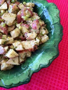 Bistro Farm Potato Salad - The Preppy Hostess - Follow at thepreppyhostess.blogspot.com