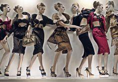 Fashion by Prada  #inspirations #designinspiration #moderninteriordesign decorate, interior design, luxury design . See more inspirations at http://www.luxxu.net