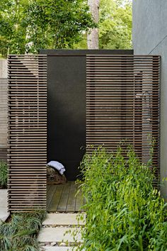 The most beautiful outdoor complex in ecologic city garden houses – paul marie creation - Piscina Outdoor Pool Shower, Outdoor Baths, Outdoor Bathrooms, Outdoor Rooms, Outdoor Gardens, Outdoor Living, Outdoor Decor, Outdoor Kitchens, Landscape Architecture