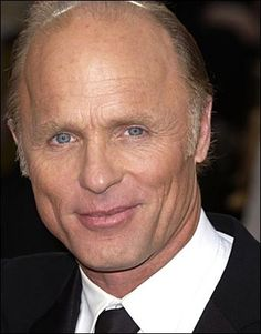 Ed Harris - I had the distinct pleasure of meeting him at the airport in Paris and shaking his hand...he was totally charming and his eyes as blue as the azure sea. I love him and all his works...I told him so.