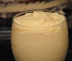 Krem adwokatowy Frosting, Pudding, Recipes, Cakes, Cake Makers, Cake Glaze, Custard Pudding, Recipies, Kuchen