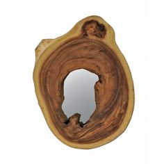 Live Edge Mirror - Mirrors - Decor