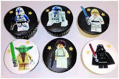 Cupcakes starwars