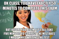 Speaking of teachers, you had to deal with this...   37 Ways You Know You Went To Public School