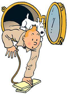 Les Aventures de Tintin - L'essentiel à propos de Tintin et Hergé. The adventures of Tintin.