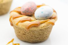 Easter Chocolate Egg Cookie Cup