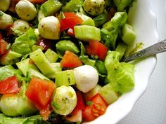 Fruit Salad, Cobb Salad, Tortellini, Mozzarella, Grilling, Bbq, Food And Drink, Yummy Food, Healthy Recipes