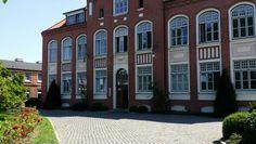Art nouveau in Nordenham germany. Pav