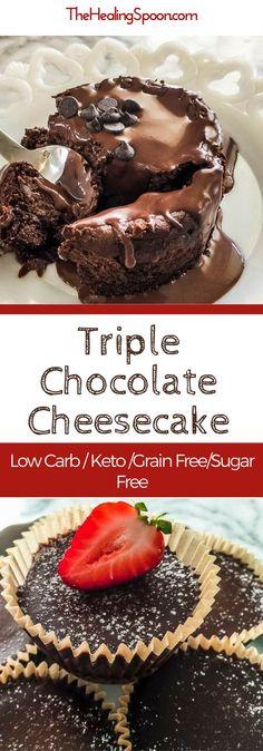 #keto #desserts chocolate decadence