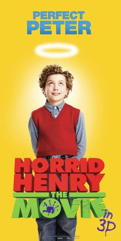 Find This Pin And More On Horrid Henry Perfect Peter By Male