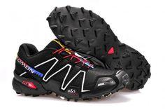Top Salomon Mountain Trail Running Speedcross 3 Mens Shoes multi color II(Salomon 025)