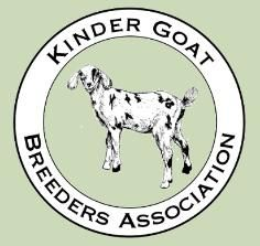 Welcome to the Kinder Goat Breeders Association!