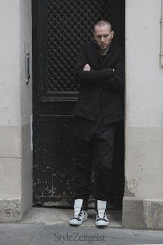 Boris Bidjan Saberi SS14 photoshoot | StyleZeitgeist Magazine