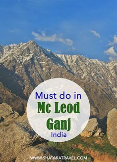 McLeod Ganj Top Picks