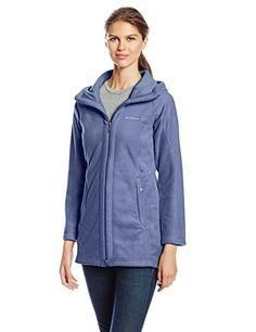 Columbia Women's Plu     Columbia Women's Plus-Size Benton Springs II Long Hoodie