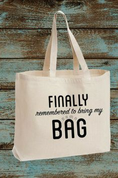 This is hilarious but so true! I am always forgetting my damn bags! #shopping #eco #ad