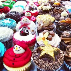 Amazing cupcakes in London!