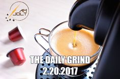 THE DAILY GRIND: Monday, February 20, 2017 - The Daily Grind brings together a variety of news, blogs, and thoughts on coffee into one daily resource.