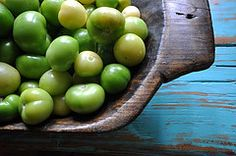 Canning Recipes for my tomatillo's, the salsa verde looks good and simple too