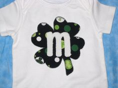 Custom Personalized St. Patrick's Day Onesie