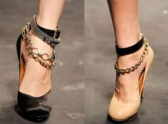 Ankle chains |