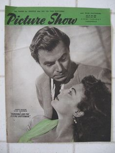 March 3, 1951 Picture Show & Film Pictorial UK Mag AVA GARDNER James Mason picclick.com
