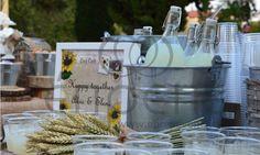#wedding #weddingideas #lemonadebottles #γάμος #διακόσμησηγάμου