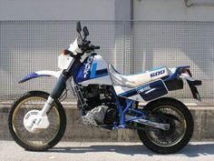 SUZUKI DR600 DJEBEL 1987
