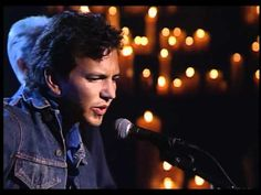 Eddie Vedder (w/ Neil Young and Mike McCready) - Long Road (New York '01) HD   brought tears x