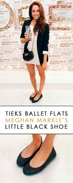 Learn more about Meghan Markle& Little Black Flat! Business Casual Outfits, Professional Outfits, Casual Summer Outfits, Cute Outfits, Easy Outfits, Dance Outfits, Holiday Outfits, Casual Dresses, Swag Outfits