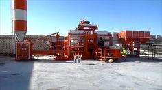 Machine Automatique de fabrication de pavé PRS 1002   https://bessmachinesblocbeton.com/prs-1002-otomatik-parke-makinesi