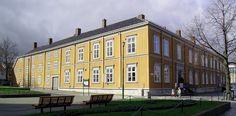 Paléet Hornemansgården, Kongens gate 7, NO-7013 Trondheim Trondheim, Villas, Castles, Norway, Gate, Multi Story Building, Architecture, Arquitetura, Villa