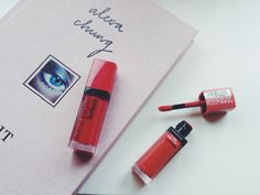 Bourjois Rouge Edition Velvet matte liquid lipstick Velvet Matte, Bourjois, Liquid Lipstick, Skin Care, Makeup, Books, Red, Make Up, Libros