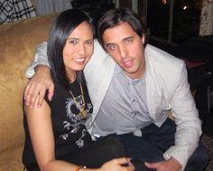 Ann Suwanjindar and David Glass