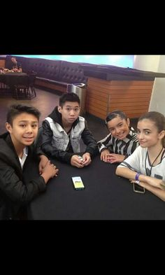 All the great and wonderful dancers I love them all. Kenneth, Gabe, Soni, and Tati.