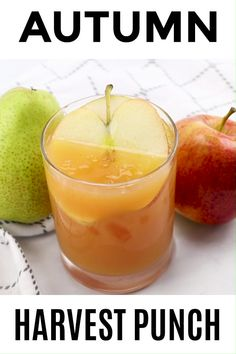 All your fall parties and celebrations need this Autumn Harvest Punch as an easy party drink Kid friendly and super delicious You cant get much easier than this recipe Fall Punch Recipes, Fall Recipes, Brunch Recipes, Breakfast Recipes, Fall Harvest Party, Autumn Harvest, Thanksgiving Punch, Thanksgiving Recipes, Fresco