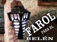 FAROL PARA EL BELÉN DIY