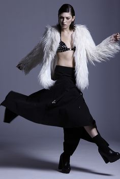 Ph_Alessandro Vergata Dina_R.Boom Models Agency AlessiaStefanò@Mua&Hs  RoxanaNesfintu@Styling