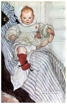 Esbjorn  Artist: Carl Larsson  Completion Date: 1900