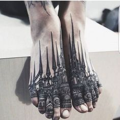 """Not sure about the city scence but man this is crazy cool @_theartoftattooing 10% Off Code """"STREETRAT"""" Plus FREE SHIPPING at www.TooFastOnline.com #tattoolove #extremeink #tattooideas #sleeve #inkedgirls #tattoo #tattoos #tattoogirl #tattooedgirls #tattoomodel #girlswithtattoos #tattoostagram #necktattoo #fingertattoo #instatattoo #instatattoos #tattooclothing #ink #inked #tattooed #art #darkartists #blackandgreytattoo #blackandgrey"""
