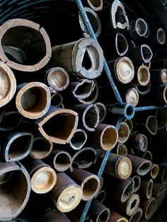La vapeur surchauffée traitée bambou