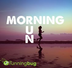 How to wake up and run; the secret to early morning workouts #therunningbug